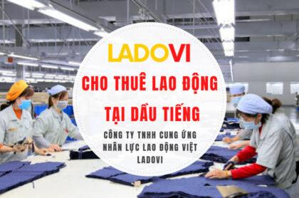 Cho thuê lao động tại Dầu Tiếng