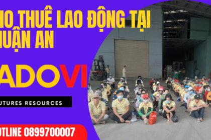 Cho thuê lao động tại Thuận An Bình Dương
